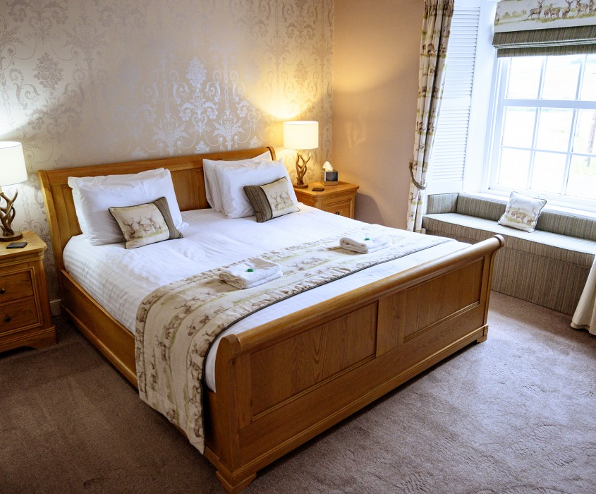 Accommodation - Superior double room