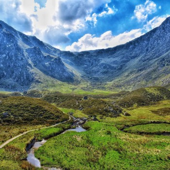 Scenery - Corrie Fee - credit to William Nicolson
