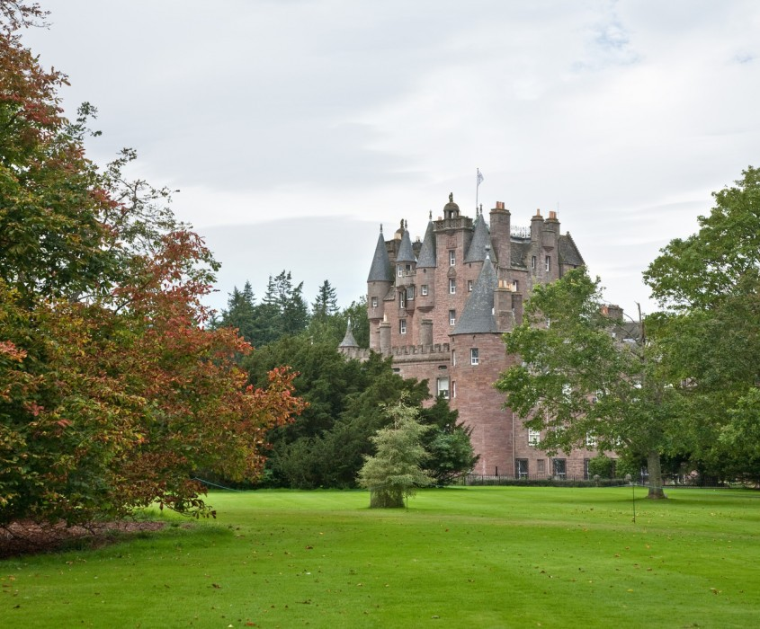 Adventures Further Attractions Glamis Castle Scotland