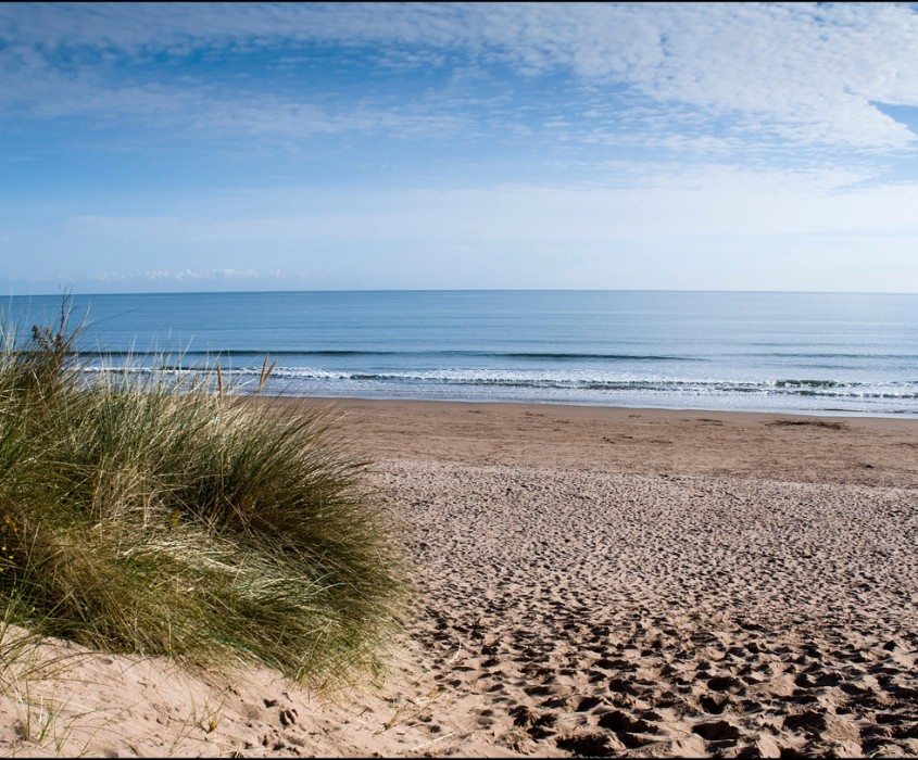 Adventures Further attractions Lunan Bay Beach